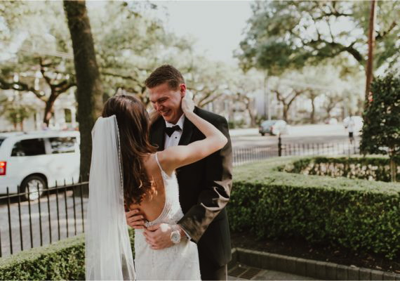 Romantically Elegant New Orleans Wedding