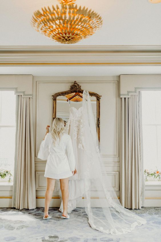 new orleans bride at the Ritz