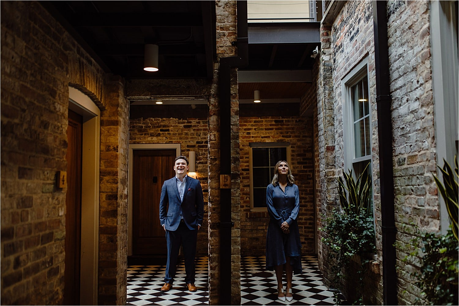 6 ways to get couples relaxed on their engagement session